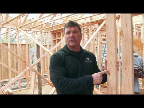 Renaissance Homes Video 5 - End of Framing