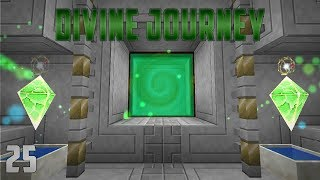 Divine Journey EP25 Twilight Forest + Portal to Alfheim