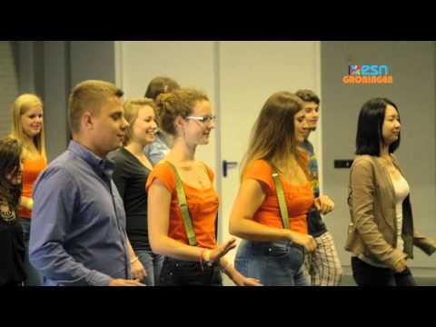 ESN Groningen Introduction Week Sept 2015