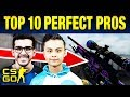 Top 10 Flashiest Pros in CS:GO History