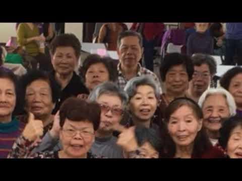 106/12/29華江社區照顧關懷據點活動影片