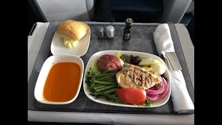 Delta One First Class - SFO to JFK - Boeing 757 - May 2018