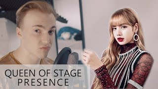 Reaction  Blackpink Lisa - Queen of stage presence   The Duke
