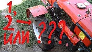 какое давление в шинах мотоблока????(дискуссия)
