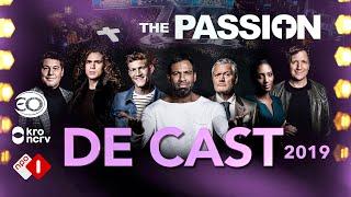 Bekendmaking van de Cast - The Passion 2019 (Dordrecht)