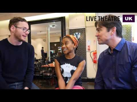 VIDEO: Dirty Great Love Story  chat with stars Felix Scott & Ayesha Antoine.