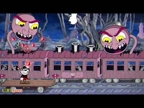 Cuphead 33: Midnight Train Goin' Anywhere