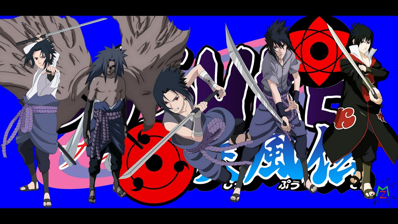 All Sasuke Uchiha's Ages & Canon Legit Forms in Order - YouTube