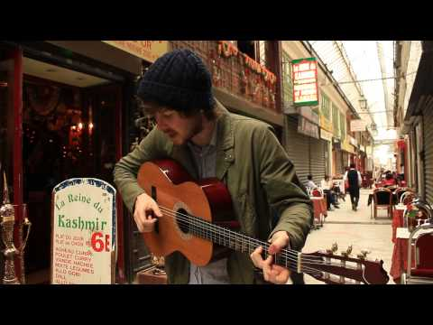 James Newton Chadwick - Oblivion (Grimes) | The Paris Sessions