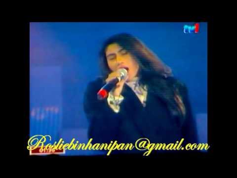 Ella - Sepi Sekuntum Mawar Merah Live HMI 1990