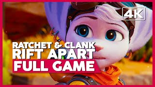 Ratchet & Clank: Rift Apart   Full Game Playthrough   No Commentary [PS5 HD 60FPS]