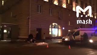 ДТП в Москве на пр. Мира