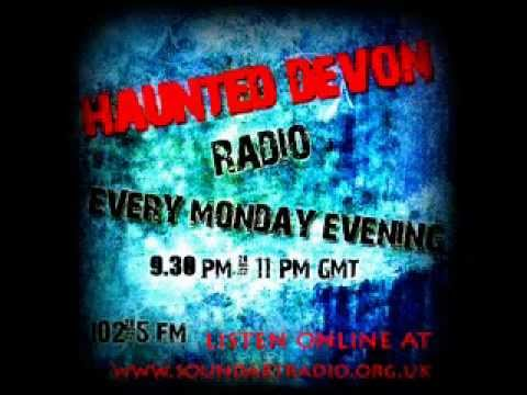 Haunted Devon - Soundart Radio John Greenaway on regression