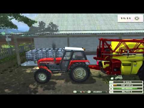 #11 Carrière suivie sur Big Polish Farm! Vidage des silo.
