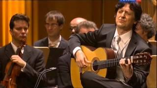 Joaquin Rodrigo. Concierto de Aranjuez. S. Rattle. J. M. Cañizares.
