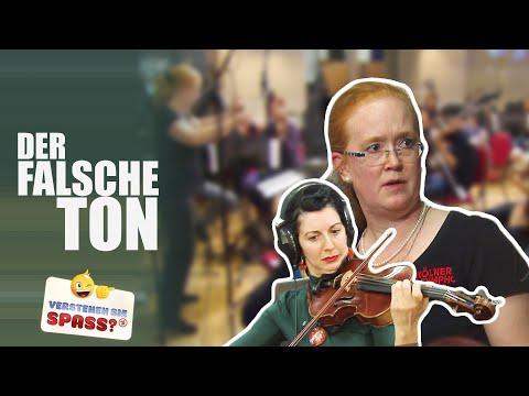 Erstmals Orchester geprankt   Verstehen Sie Spaß?
