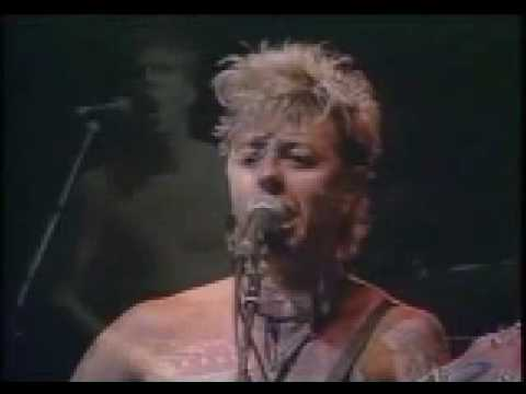 The Stray Cats - I Fought The Law