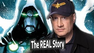 The TRUTH About Kevin Feige's Meeting: MCU Doctor Doom??