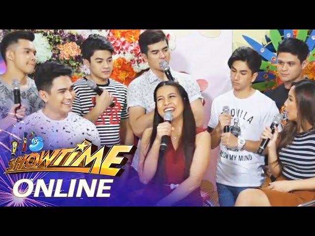 It's Showtime Online: TNT defending winner Aila Santos