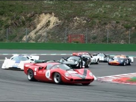 Amazing Classic Endurance Racing At Spa Classic Cer Racing