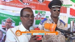 Wafdi Uu Hogaaminayay Wasiirka Dalxiiska Somaliland Oo Baligabadle Lagusoo Dhoweeyay