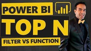 Wie Erstellen Sie Power BI-TOP-N-Bericht (Power-BI-Top-10 / Top-N-Filter)