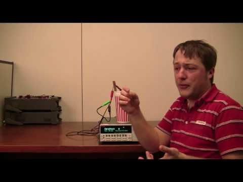 Model 6517B Electrometer/High Resistance Meter Insulating Resistance Testing