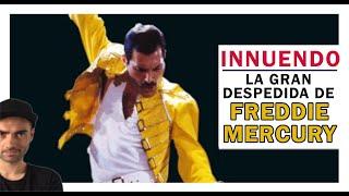 QUEEN: INNUENDO, La gran despedida de Freddie Mercury