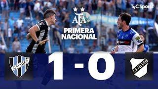 Almagro 1 vs. All Boys 0 | Fecha 12 | Primera Nacional 2019/2020