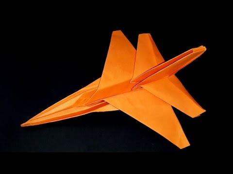 how to make the f35 paper airplane doovi