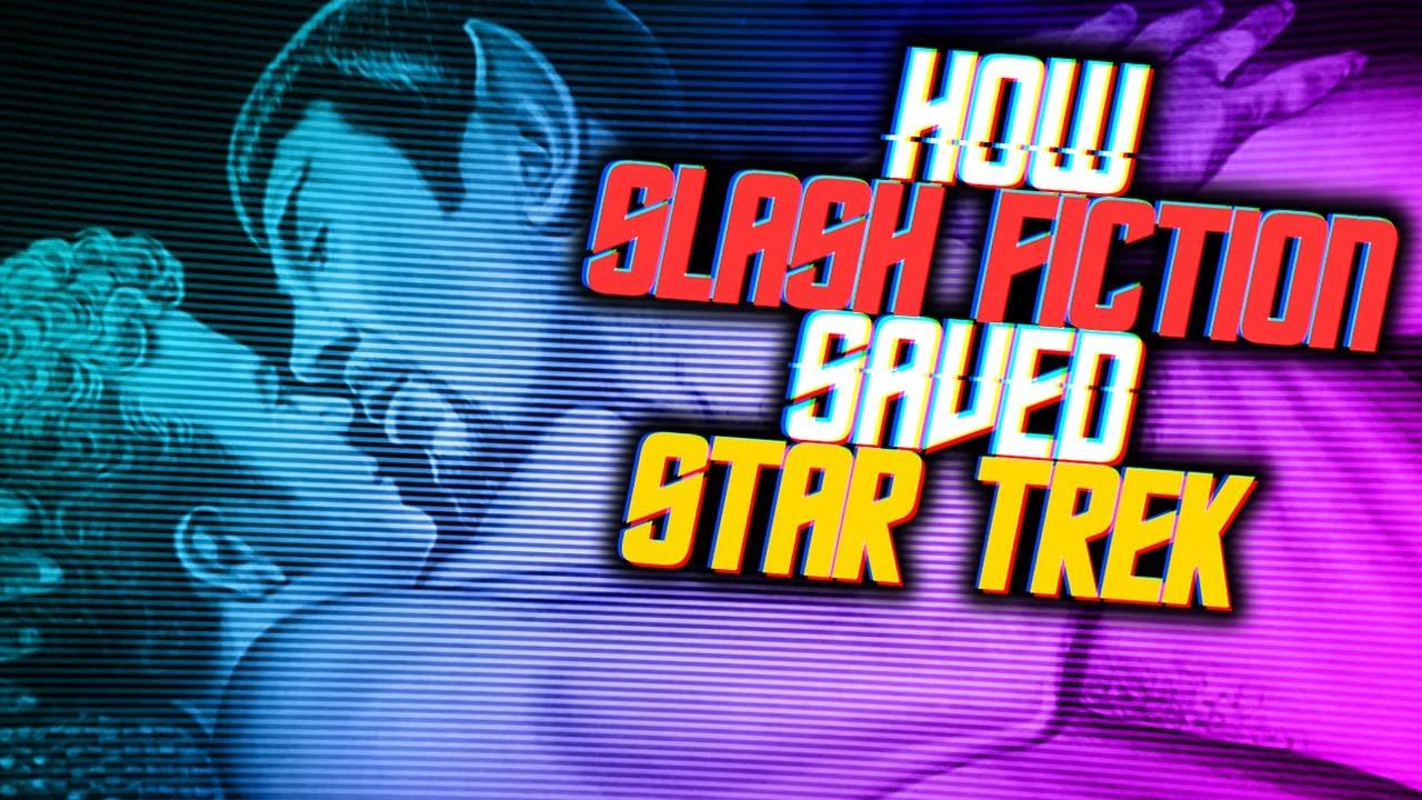 How Slash Fiction Saved Star Trek (Featuring Mary Chieffo, Jessica Lynn Verdi, Steve Shives & More!)