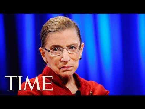 Justice Ruth Bader Ginsburg Has Cancerous Growths Removed From Lung | TIME