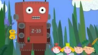 36  Игрушечный робот