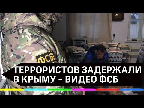 Четырех террористов «Хизб ут-Тахрир аль-Ислами»* задержали в Крыму