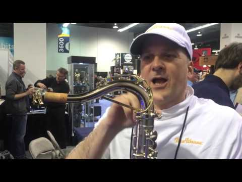 MusicMedic.com at NAMM 2016 with Theo Wanne