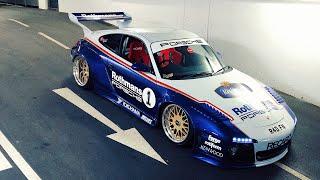 Gorgeous Slant Nose Porsche in Austria (BTS/VLOG6)