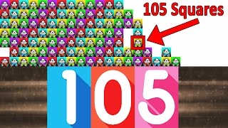 Numbers 1 to 1000 (+ Bonus & Awesome Colorful Visuals)