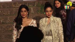 Video Sridevi SHOUTS At Daughter Jhanvi Kapoor Publicly At Lakme Fashion Week 2018 download MP3, 3GP, MP4, WEBM, AVI, FLV April 2018