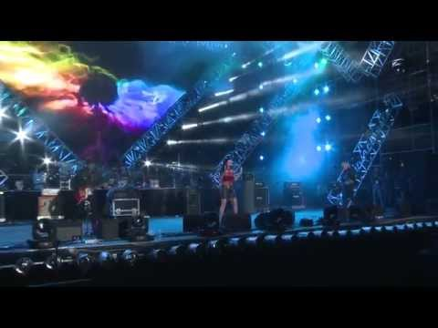 Electric Religions - Live at Zhuhai Beach Rock Music Festival 2014