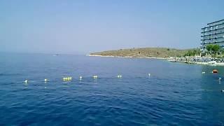 Ионическое море Албании _ Hotel Apollon 4* Saranda