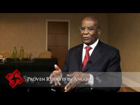 Angola's Minister of Petroleum José Maria Botelho de Vasconcelos on Angola's energy sector