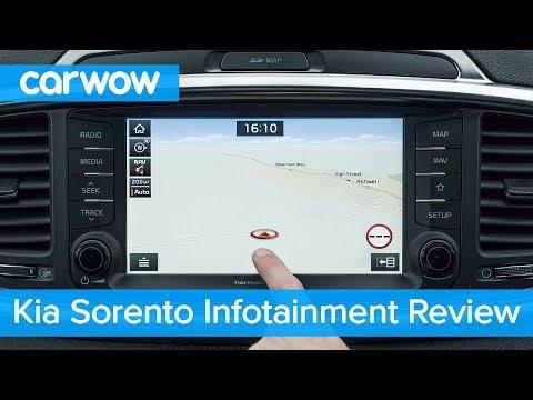 New Kia Sorento Review   carwow