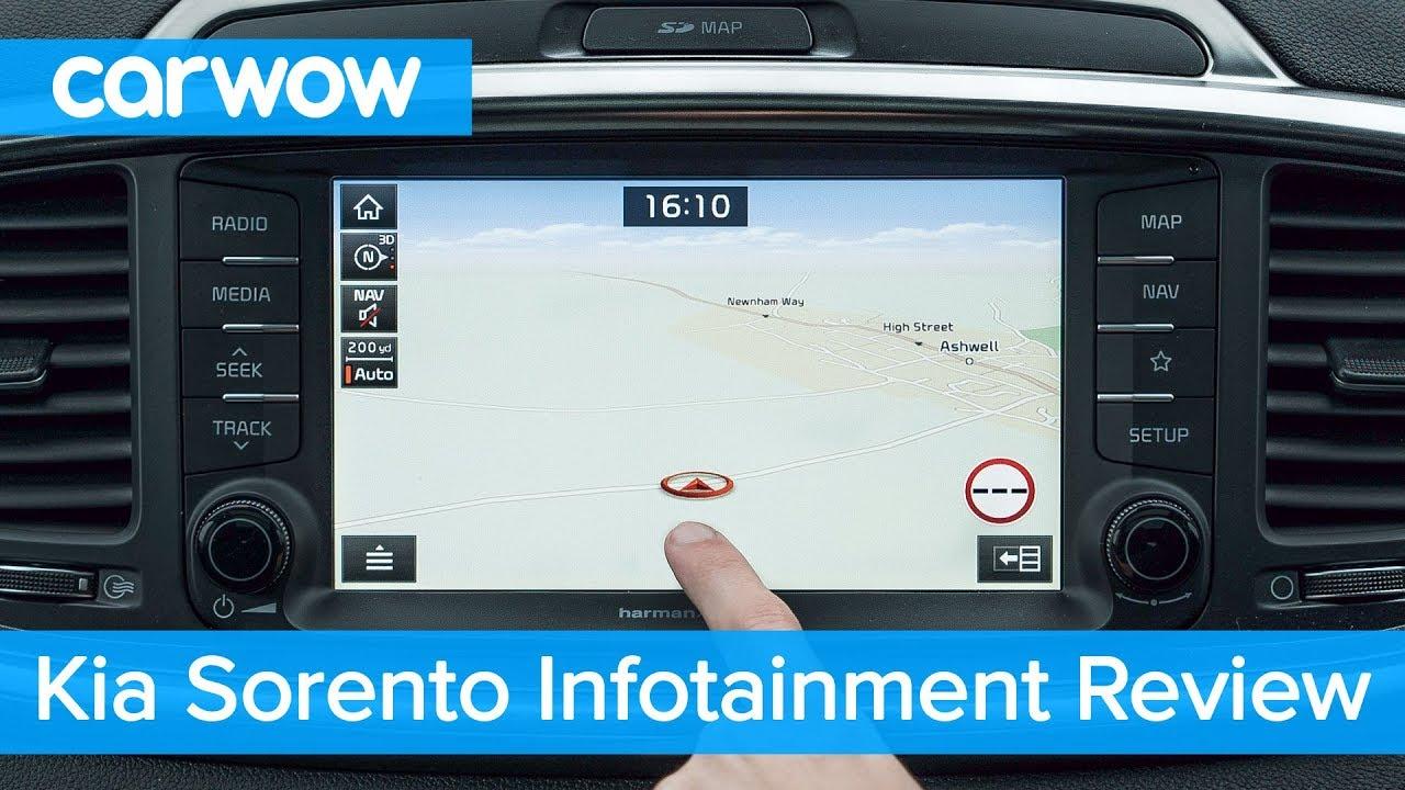 New Kia Sorento Review | carwow
