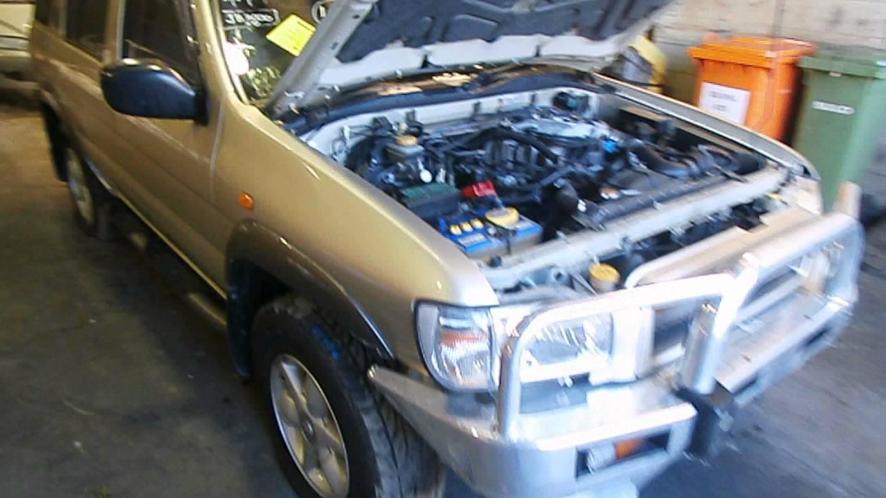 Wrecking 2001 Nissan Pathfinder 3 3 V6 Vg33 R50 I11974