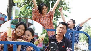 Gia đình là số 1 phần 2: Shin Ae Việt Nam cực hớn hở khi lần đầu đặt chân đến Sài Gòn hoa lệ