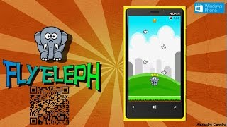 FlyEleph - Game F๐r Windows Phone!