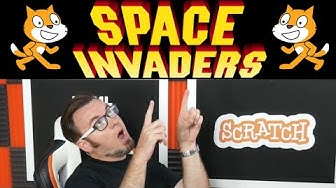 Scratch programming: How to make Space Invaders