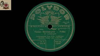 TIROLER STEINKLOPFER - Instrumental-Trio Hans Aschberger 1931