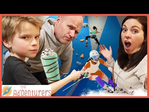 24 Hours Kids In Charge Parents Can't Say No / That YouTub3 Family The Adventurers