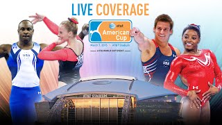 2015 AT&T American Cup - Women